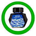 Fountain pen ink bottle