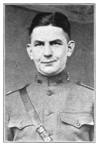 Captain Edwin A. Coyle, American Expeditionary Force