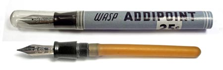 Addipoint nib unit