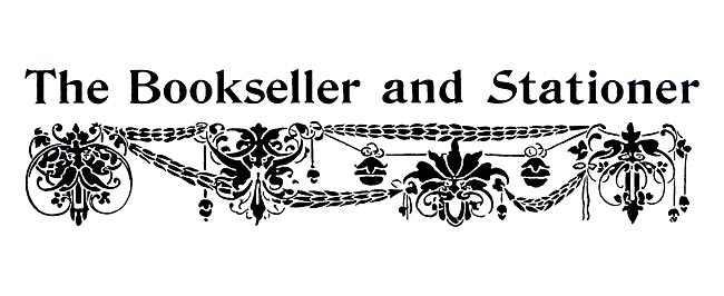 Bookseller and Stationer